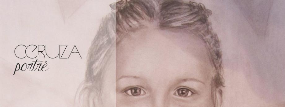 Ceruzarajz portré