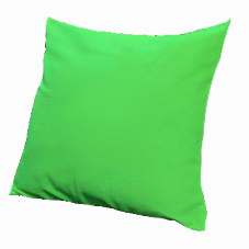 zöld párna