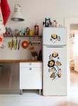 hűtőszekrény matrica