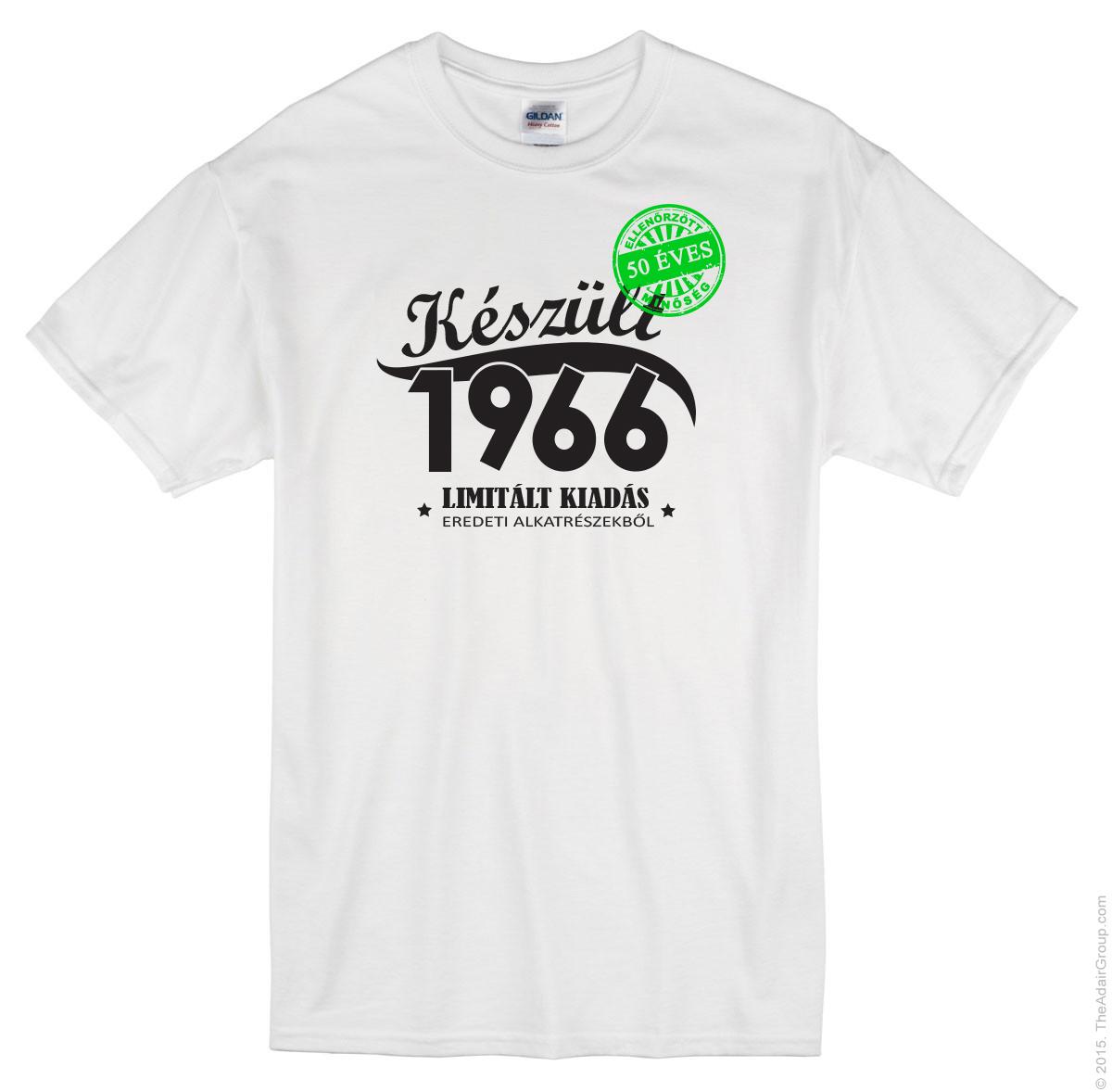 07b145d04b Kezdőlap / Egyedi pólók / Szülinapi pólók / Limitált kiadás – póló  szülinapra válassz dátumot